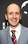 "Jack Thorne attends the Broadway Opening Night of ""King Kong - Alive On Broadway"" at the Broadway Theater on November 8, 2018 in New York City."