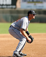 Wes Hodges / Surprise Rafters 2008 Arizona Fall League ..Photo by:  Bill Mitchell/Four Seam Images