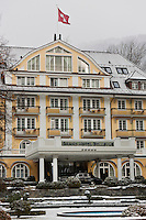 Europe/Suisse/Saanenland/Gstaad:  Grand Hôtel Bellevue,