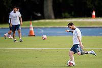 Copa America, Argentina Training and Press Conference, June 20, 2016