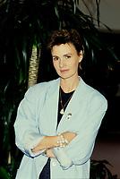 FILE PHOTO -   L'actrice Francaise MIOU MIOU au Festival des Films du  Monde  vers 1987<br /> <br /> PHOTO :   Agence quebec Presse