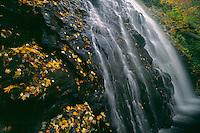 Crabtree Falls<br /> Crabtree Meadows<br /> Blue Ridge Parkway<br /> Blue Ridge Mountains, North Carolina