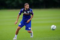 Adel Taarabt of QPR in training