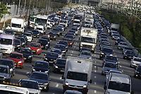 06.09.2018 - Trânsito na Marginal Pinheiros em SP