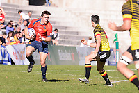 Spain's Jordi Jorba during Rugby Europe Championship 2017 match between Spain and Belgium in Madrid. March 18, 2017. (ALTERPHOTOS/Borja B.Hojas) /NORTEPHOTO.COM