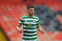 22nd August 2020; Tannadice Park, Dundee, Scotland; Scottish Premiership Football, Dundee United versus Celtic; Ryan Christie of Celtic comes forward for a corner
