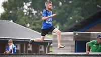 FIERLJEPPEN: BURGUM: 18-07-2020, Age Hulder, ©foto Martin de Jong