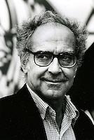 Jean Luc Godard  © Leonardo Cendamo