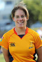 Andrea Stockwell. Wellington Blaze headshots at Allied Nationwide Basin Reserve, Wellington on Thursday, 9 December 2010. Photo: Dave Lintott / lintottphoto.co.nz
