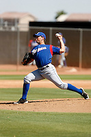 Ryan Falcon - Texas Rangers - 2009 spring training.Photo by:  Bill Mitchell/Four Seam Images