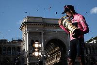 104th Giro d Italia 2021, May 29 2021, 20th stage Senago-Milano, Egan Bernal COL, Wins the 104th Giro d Italia Photo Gabriele Facciotti/Imago/Insidefoto