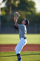 Joseph Scalzo (54), from Boise, Idaho, while playing for the Tigers during the Under Armour Baseball Factory Recruiting Classic at Gene Autry Park on December 27, 2017 in Mesa, Arizona. (Zachary Lucy/Four Seam Images)