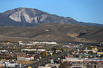 A view of north Carson City, Nev., on Saturday, Oct. 31, 2015. <br /> Photo by Cathleen Allison