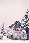 Farmscape Winter