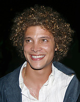 Miami Beach, FL 2-7-2003<br /> Justin Guarini (American Idol) at the gala 10th Anniversary party for Ocean Drive Magazine at the Eden Roc Hotel.<br /> Photo By Adam Scull/PHOTOlink
