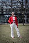 Ella Niia, ordförande Hotell- och restaurangfacket