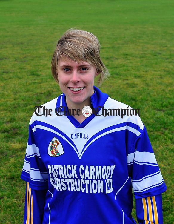 Emma O' Driscoll.