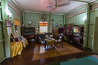 Villa Sentosa, Sitting Room, Melaka, Malaysia.