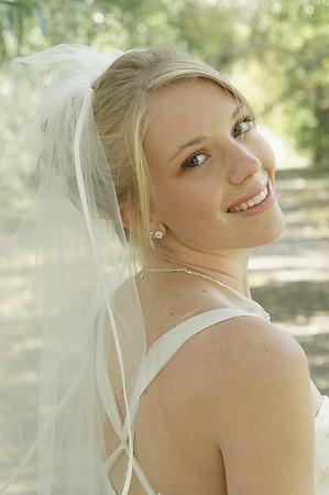 Bridal session in Manitoba, Canada