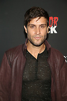 HOLLYWOOD, CA - OCTOBER 12: Michael Lombardi, at the 21st Screamfest Opening Night Screening Of The Retaliators at Mann Chinese 6 Theatre in Hollywood, California on October 12, 2021. Credit: Faye Sadou/MediaPunch