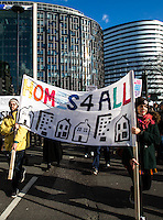 """30.01.2016 - """"March Against The Housing Bill"""""""