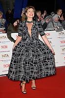 Kate Silverton<br /> arriving for the National TV Awards 2019 at the O2 Arena, London<br /> <br /> ©Ash Knotek  D3473  22/01/2019