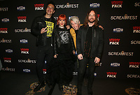 HOLLYWOOD, CA - OCTOBER 12: All Good Things, at the 21st Screamfest Opening Night Screening Of The Retaliators at Mann Chinese 6 Theatre in Hollywood, California on October 12, 2021. Credit: Faye Sadou/MediaPunch
