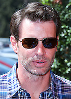 PACIFIC PALISADES, CA, USA - OCTOBER 11: Scott Foley arrives at the 5th Annual Veuve Clicquot Polo Classic held at Will Rogers State Historic Park on October 11, 2014 in Pacific Palisades, California, United States. (Photo by Xavier Collin/Celebrity Monitor)