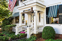 The Charlotte Inn, Edgartown, Martha's Vineyard, Massachusetts, USA