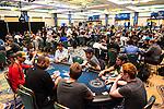 High Roller Tournament Area