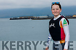 Riona Moriarty from Fenit,  back in the water at the Tralee Sailing Club on Tuesday and looking forward to WIORA sailing championships which have been rescheduled for September. Riona is current 2019 Female Junior National Champion.