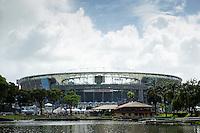 A General View of the Arena Fonte Nova in Salvador