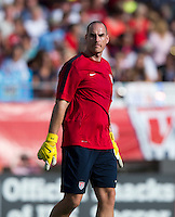Paul Rogers.  The USWNT defeated Brazil, 4-1, at an international friendly at the Florida Citrus Bowl in Orlando, FL.