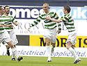 11/08/2007       Copyright Pic: James Stewart.File Name : sct_jspa27_falkirk_v_celtic.KENNY MILLER CELEBRATES AFTER HE SCORES CELTIC'S SECOND....James Stewart Photo Agency 19 Carronlea Drive, Falkirk. FK2 8DN      Vat Reg No. 607 6932 25.Office     : +44 (0)1324 570906     .Mobile   : +44 (0)7721 416997.Fax         : +44 (0)1324 570906.E-mail  :  jim@jspa.co.uk.If you require further information then contact Jim Stewart on any of the numbers above........