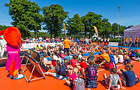 Den Bosch, Netherlands, 13 June, 2017, Tennis, Ricoh Open, Kidsday<br /> Photo: Henk Koster/tennisimages.com