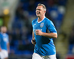 Dave Mackay Testimonial: St Johnstone v Dundee…06.10.17…  McDiarmid Park… <br />Saintrs legend John O'Neill<br />Picture by Graeme Hart. <br />Copyright Perthshire Picture Agency<br />Tel: 01738 623350  Mobile: 07990 594431
