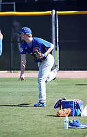 Michael McAvene - Chicago Cubs 2020 spring training (Bill Mitchell)