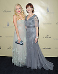 Francesca Eastwood and mother Frances Fisher at THE WEINSTEIN COMPANY 2013 GOLDEN GLOBES AFTER-PARTY held at The Old trader vic's at The Beverly Hilton Hotel in Beverly Hills, California on January 13,2013                                                                   Copyright 2013 Hollywood Press Agency