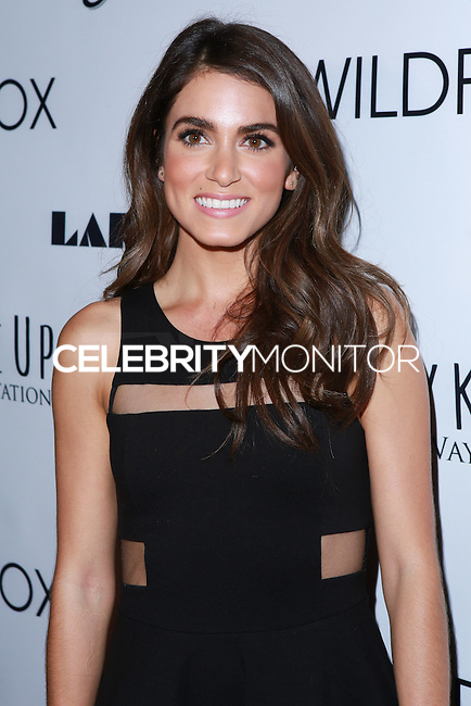 LOS ANGELES, CA, USA - DECEMBER 14: Nikki Reed arrives at the Wayke Up Fundraiser presented by Wildfox and Ladygunn Magazine hosted by Nikki Reed held at the Sofitel Hotel on December 14, 2014 in Los Angeles, California, United States. (Photo by David Acosta/Celebrity Monitor)