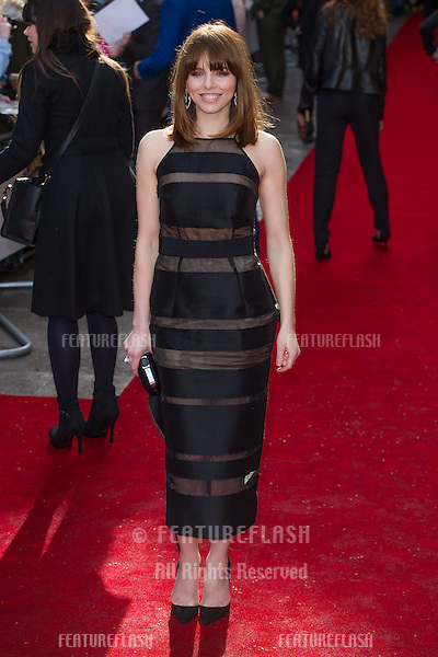 Ophelia Lovibond arrives for the Empire Awards 2015 at the Grosvenor House Hotel, London. 29/03/2015 Picture by: Dave Norton / Featureflash