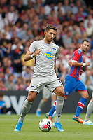 Marko Grujić of Hertha Berlin passing the ball during the pre season friendly match between Crystal Palace and Hertha BSC at Selhurst Park, London, England on 3 August 2019. Photo by Carlton Myrie / PRiME Media Images.