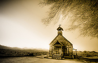Lonely Western Chapel - Arizona