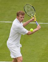 22-6-09, Enland, London, Wimbledon, Andrey Golubev
