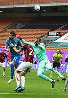 Milano  21-04-2021<br /> Stadio Giuseppe Meazza<br /> Serie A  Tim 2020/21<br /> Milan - Sassuolo<br /> Nella foto:   Gianluigi Donnarumma                                   <br /> Antonio Saia Kines Milano