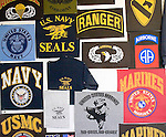 Shopping, Army Navy Surplus, Chicago, Illinois