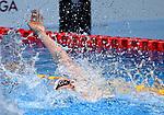 Nicolas Guy Turbide, Tokyo 2020 - Para Swimming // Paranatation. <br /> Nicolas Guy Turbide competes in the men's 100m Backstroke // Nicolas Guy Turbide participe au 100 m dos hommes. 08/26/2021.