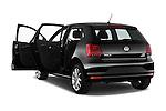 Car images of a 2014 Volkswagen POLO SPORTLINE 5 Door Hatchback 2WD Doors