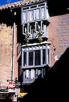 TOLEDO- ESPAÑA- 26-06-2005. Arquitectura Toledo, España. Toledo's architecture, Spain. (Photo: VizzorImage).....