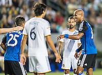 Los Angeles Galaxy vs San Jose Earthquakes, July 17, 2015