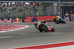 MotoGP and Moto2 riders qualify before the Red Bull Grand Prix of the Americas at the Circuit of the Americas racetrack in Austin,Texas.